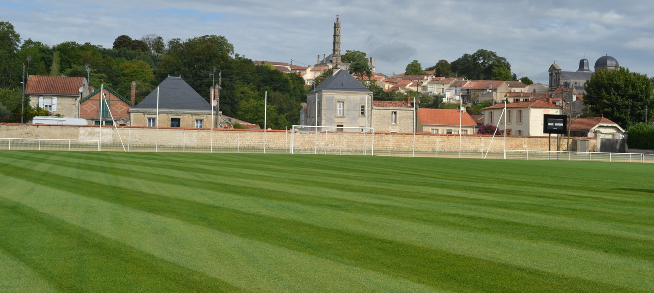 Stade Murzeau de Fontenay le comte