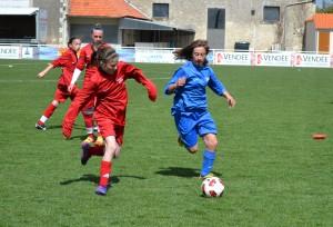 Copa Féminine - Vendée Fontenay Foot 19