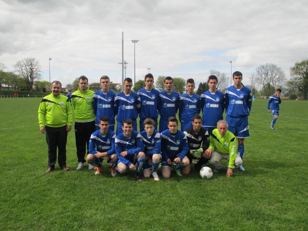 équipe junior foot