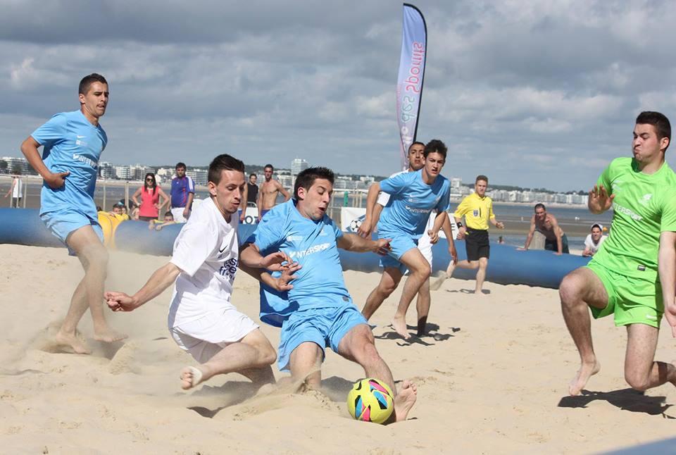 Mathieu COUDREAU - Vendée Fontenay Foot Beach Soccer 2013