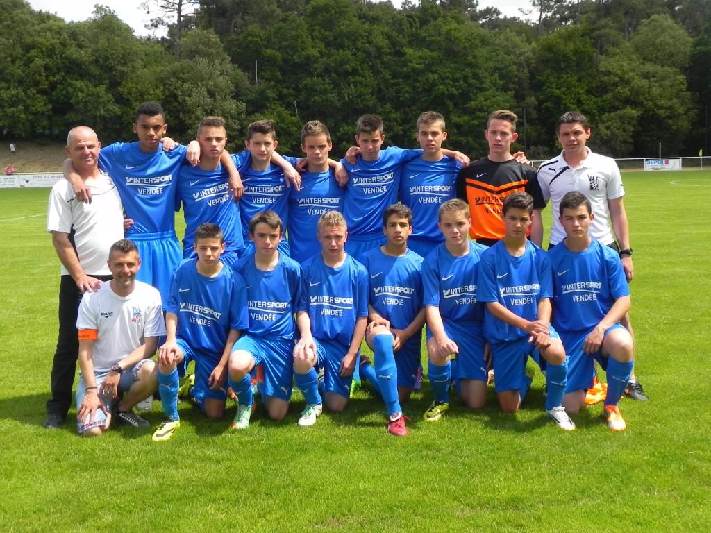 Groupe U15 PH 2013-2014