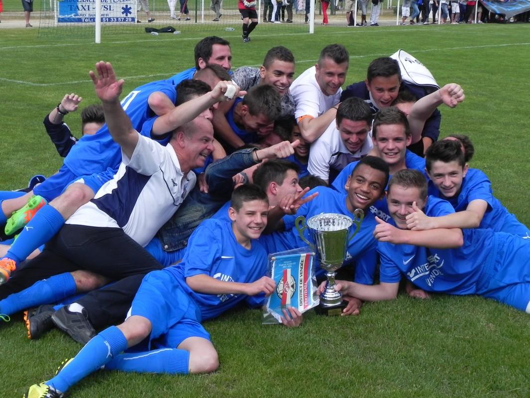 Coupe de Vendée U15