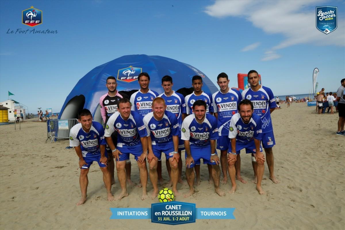 Beach Soccer 2015