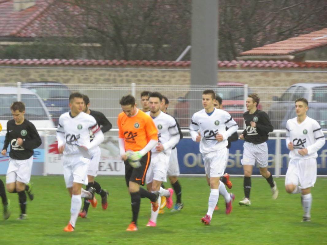 32è Gambardella contre Bayonne (7)