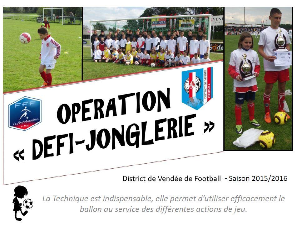 Opération Défi-Jonglage