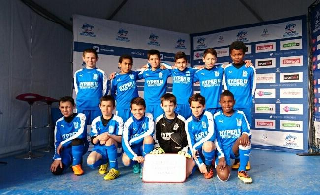 Danone Nations Cup 2016 - Vendée Fontenay Foot