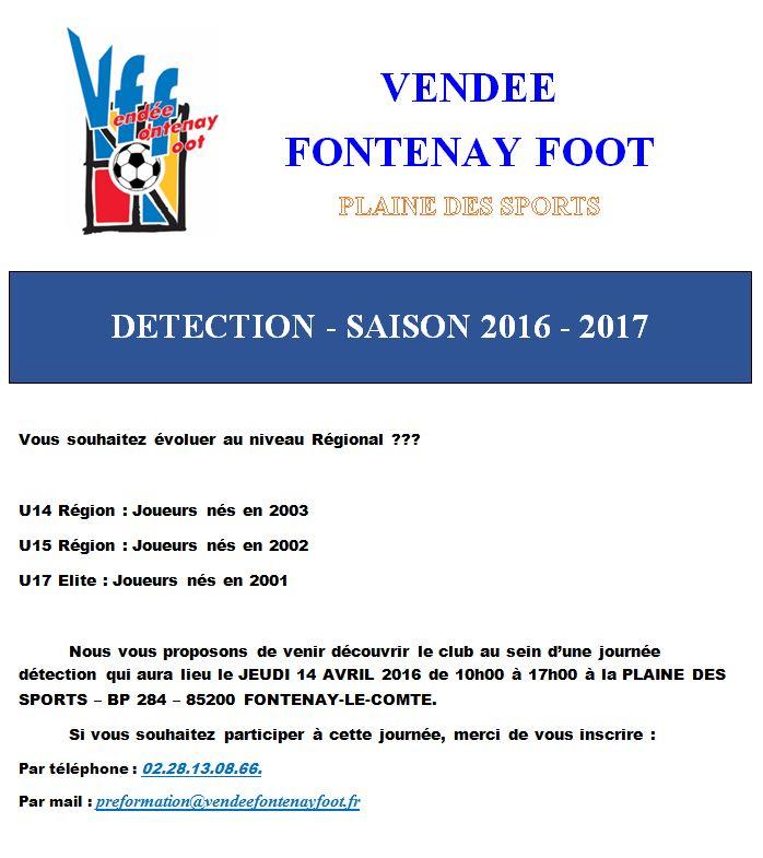 Recrutement VFF