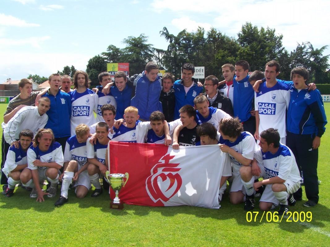 Coupe Atlantique U19