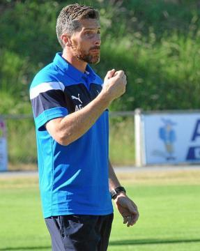 Coach Antony Gauvin