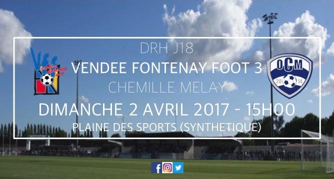 DRH : VFF 3 - CHEMILLE