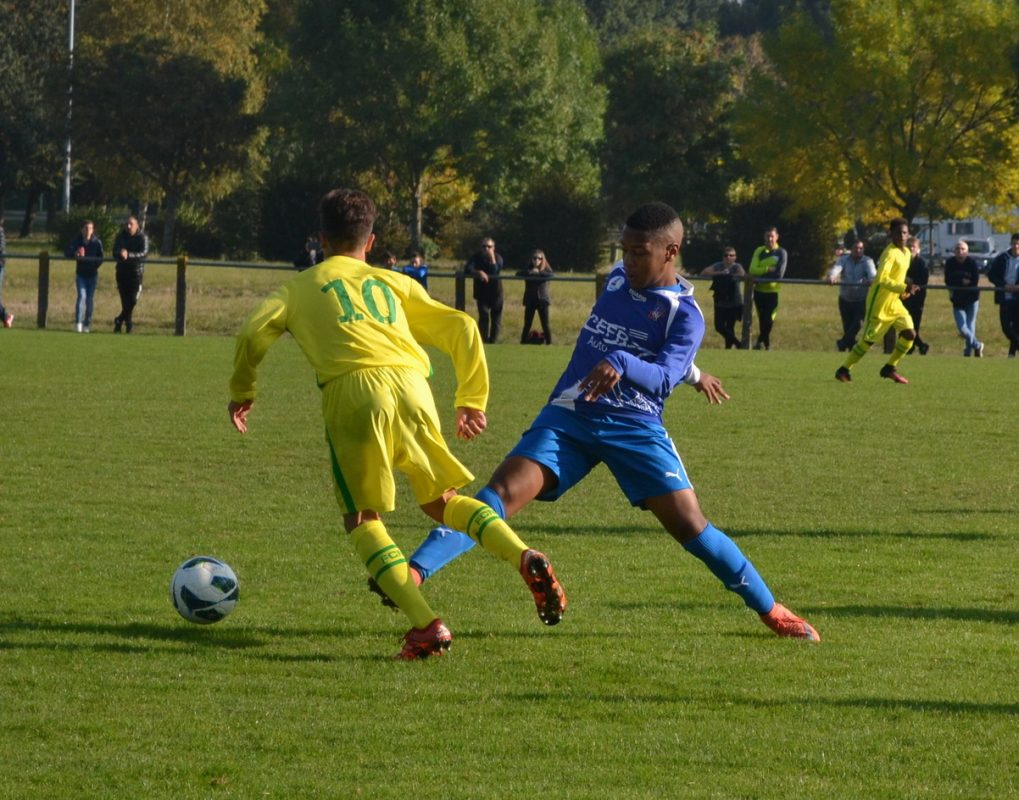 Match U17 contre NANTES (3)