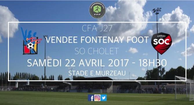 CFA : VFF - CHOLET
