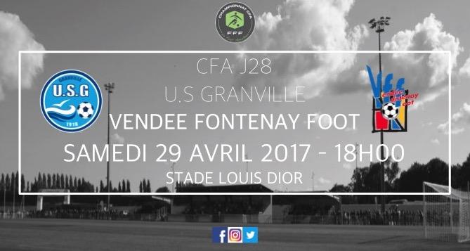 CFA : GRANVILLE - VFF