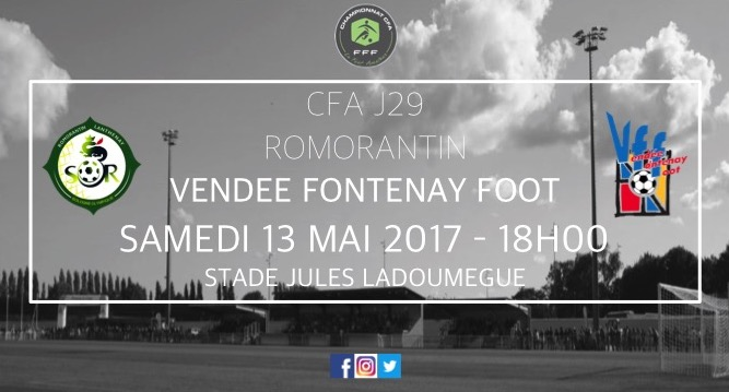 CFA : ROMORANTIN - VFF