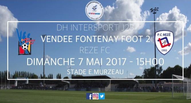 DH : VFF 2 - REZE FC
