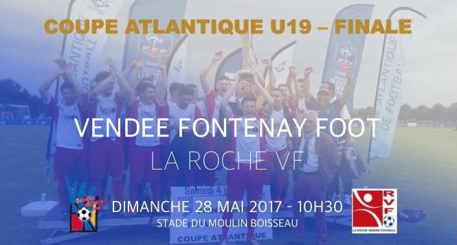 U19 FINALE COUPE ATLANTIQUE