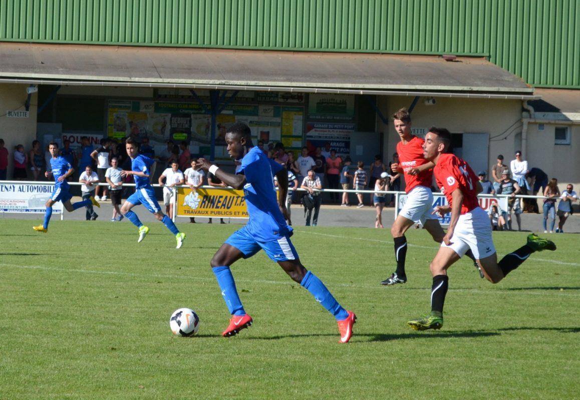 Finale Coupe de Vendée U19 - Vendée Fontenay Foot 2017 (19)