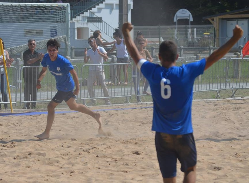 Beach Soccer 2017