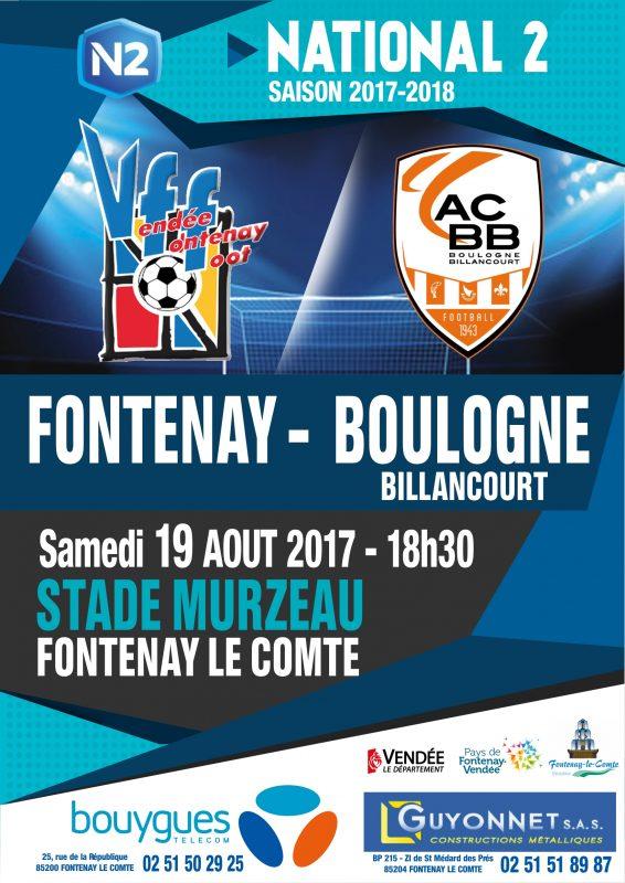 Affiche VFF-Boulogne