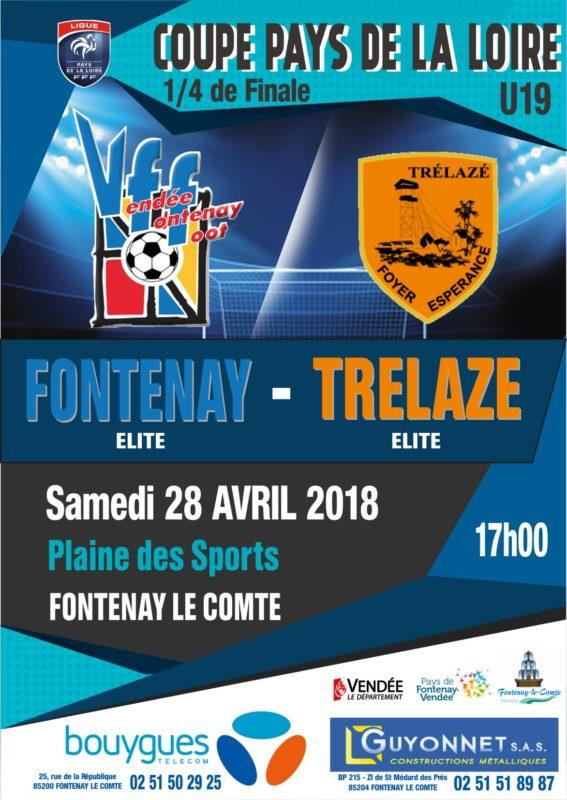 Affiche Coupe Pays de La Loire