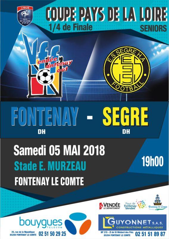 Affiche Coupe Pays de La Loire2