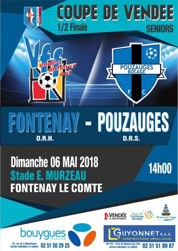 Affiche Coupe de Vendée