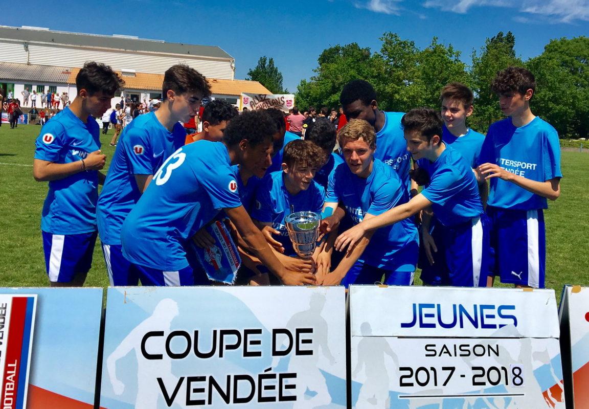 FINALE Coupe de Vendée U15 - Victoire 4-1 contre Challans - Samedi 19-05-18 (22)