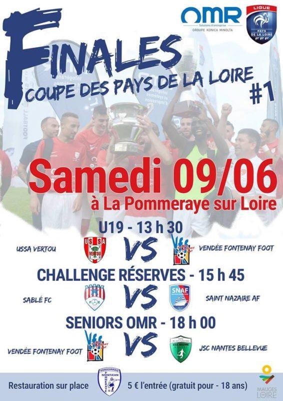 Finale Coupe des Pays de La Loire