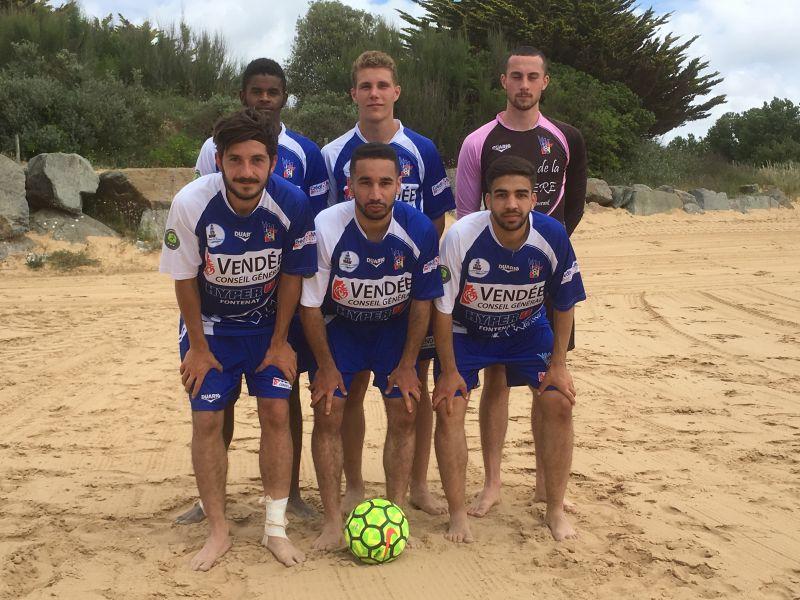 Equipe BEACH 2018