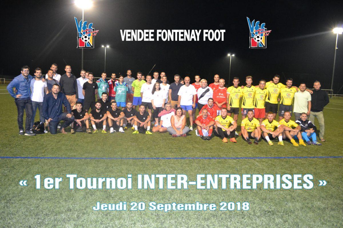 Tournoi Inter-Entreprises