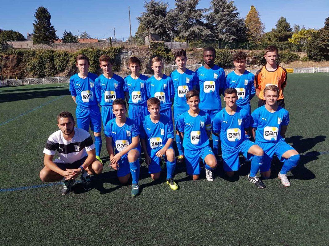Formation U16 Elite