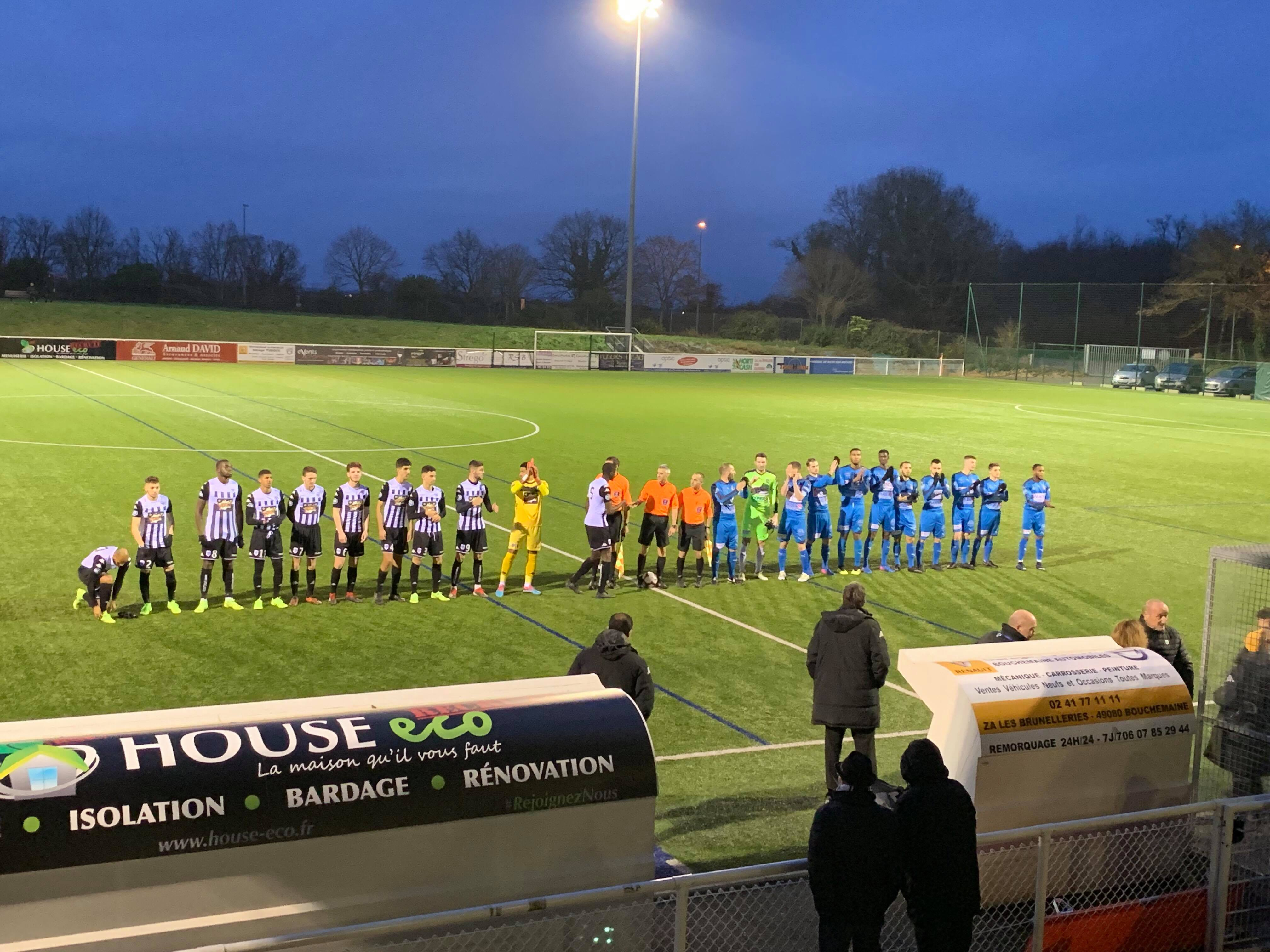 ANGERS SCO VFF NATIONAL 3
