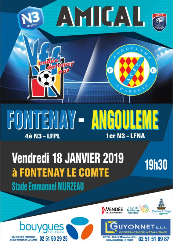 Affiche N3 - ANGOULEME