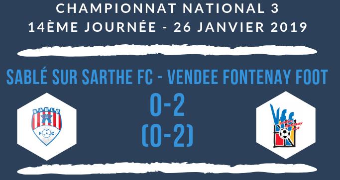 Championnat national 3 Sablé VFF