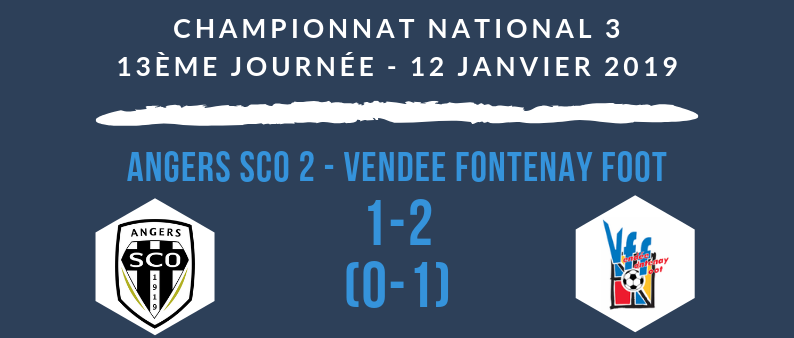 VFF SCO ANGERS FOOT NATIONAL 3