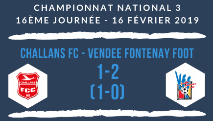 Challans VFF National 3