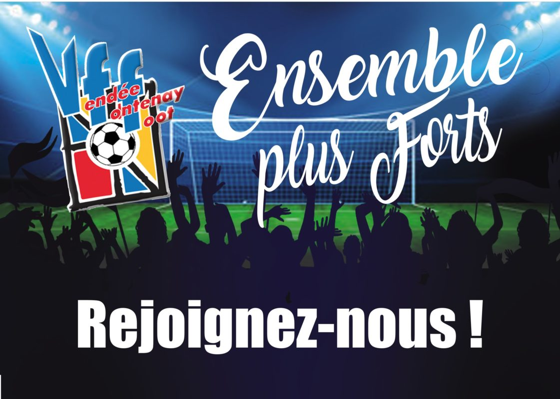 Ensemble plus forts !