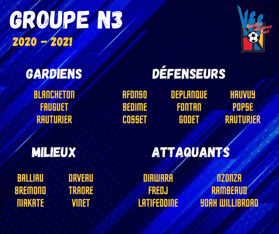 Groupe NATIONAL 3